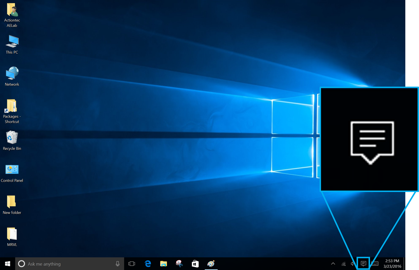 Wireless Display Setup Windows 10